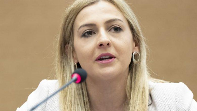 """Angelovska: Për dy muaj 203.605 persona kanë shikuar """"Financat e hapura"""""""