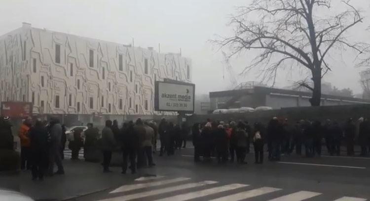 Çmimi i parkingut, vazhdojnë protestat e tregtarëve