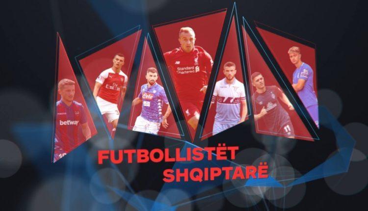 Ja pesë futbollistët më të shtrenjtë shqiptar