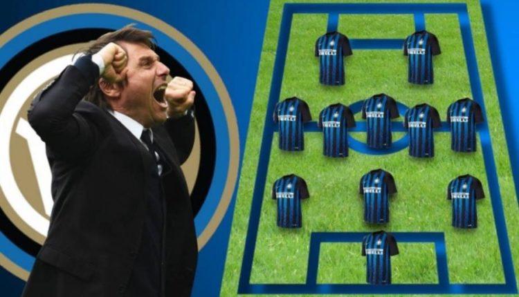 Formacioni i Interit me 5 afrimet e reja, Conte befason me sulmin!