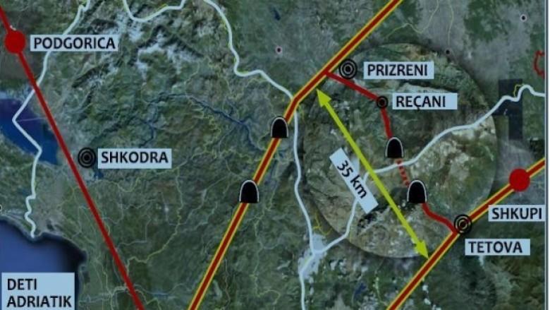 Rruga Tetovë-Prizren shteg për ekonominë dhe qytetarët