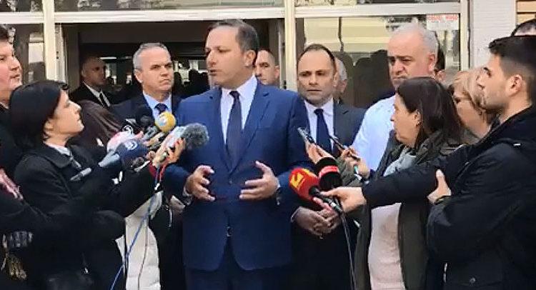 Spasovski: Vendimet e Mizrahit janë anuluar sepse janë të kundërligjshme