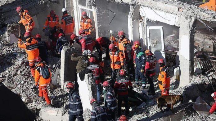 Shkon në 41 numri i viktimave nga tërmeti në Turqi