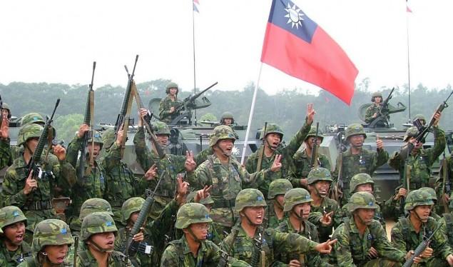 Ushtria e Tajvanit e gatshme për luftë kundër Kinës
