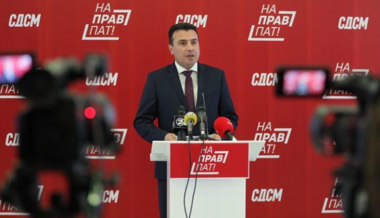 Zaevi: Shfuqizimi i marrëveshjes së Prespës do ta shkatërrojë ardhmërinë e vendit.
