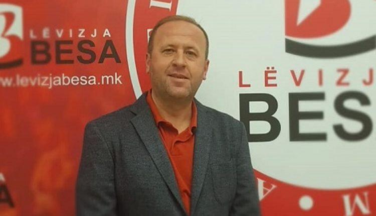 Fatmir Emush zgjidhet shef shtabi i Lëvizjes BESA – Strugë