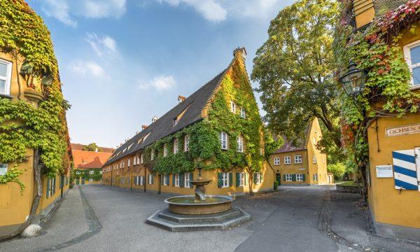 Në Gjermani ekziston një shtëpi ku qiraja është një euro