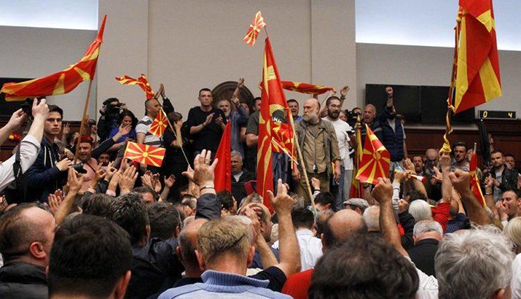 """Vazhdon procesi gjyqësor për organizatorët e """"27 prillit"""""""