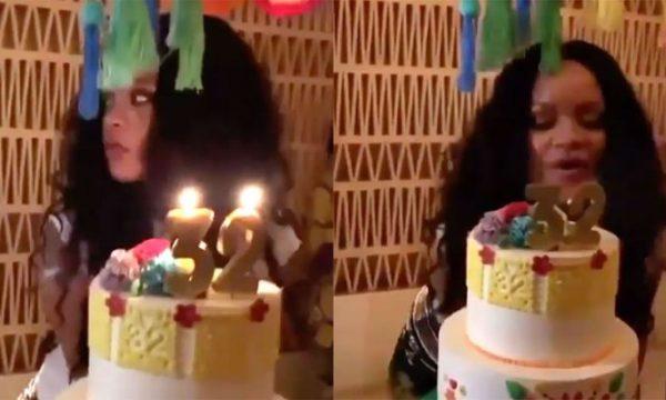 Brenda festës private të ditëlindjes së Rihannas