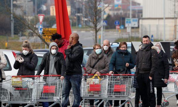 Shkon në 4 numri i të vdekurve nga koronavirusi në Itali