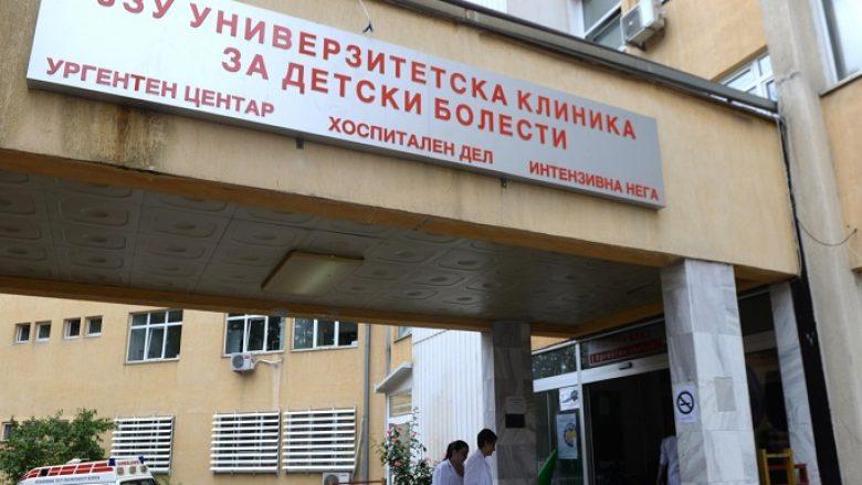 Shkup, tre fëmijë në gjendje të rëndë shëndetësore për shkak të gripit sezonal