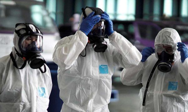Katër raste të reja në Britani, rritet numri i të prekurve me koronavirus