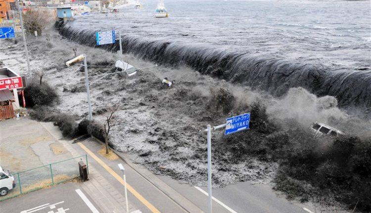 Tërmeti i f uqishëm shkund Paqësorin, alarm për Cunami