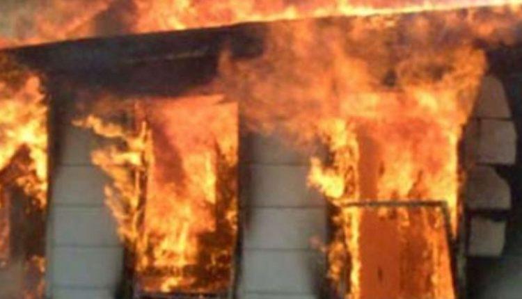 Zjarr në një banesë në Novo Lisiçe