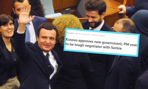 Çfarë shkruajnë mediat e huaja për Kryeministrin e ri