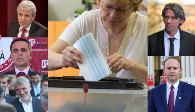 Zgjedhjet e 12 prillit, jetë apo vdekje për liderët e partive politike!