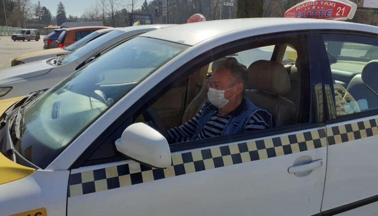 Qyteti i Shkupit: Taksistët të përdorin maska dhe doreza!
