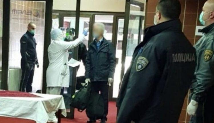 Në hotelet në Kodrën e Diellit janë strehuar 154 persona në karantinë shtetërore