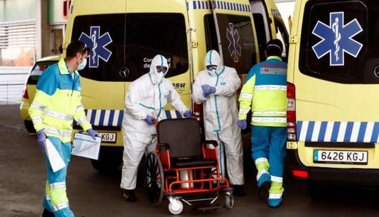 Bilanc i frikshëm! Spanja drejt kulmit të epidemisë, 769 viktima në 24 orët e fundit
