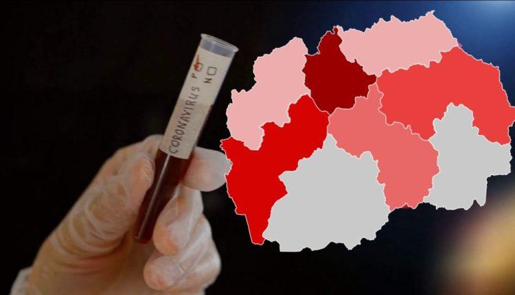 29 raste tëreja me koronavirus në Maqedoni, në total 177