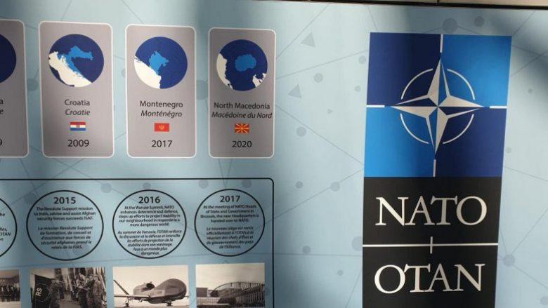 Flamuri i Maqedonisë së Veriut sot do të ngritet para selisë së NATO-s
