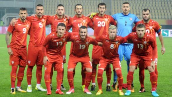 Futbollistët e Maqedonisë së Veriut për ndeshjen ndaj Kosovës do të plotësojnë formular për coronavirusin