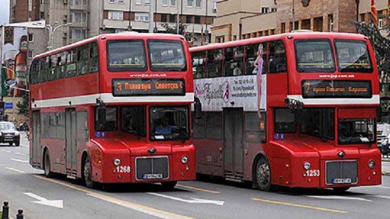 Mbi 50% e shkupjanëve përdorin automjet personal si mjet bazë për transport
