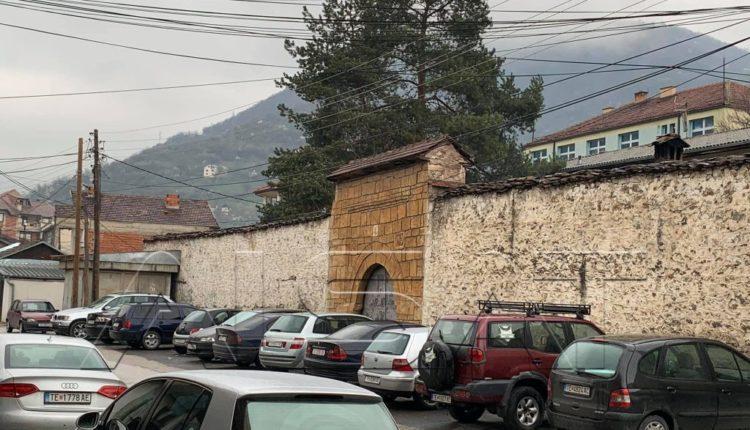 Bombë në burgun e Tetovës