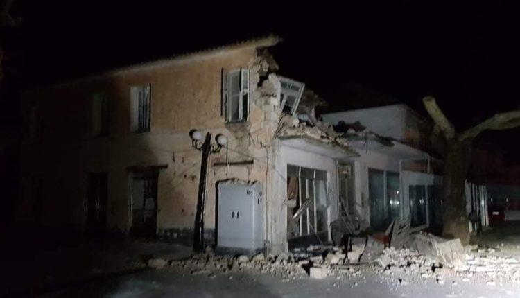 Tërmet i fuqishëm prej 5.6 të shkallës Rihter në Greqi, njerëz të lënduar dhe panik në popull