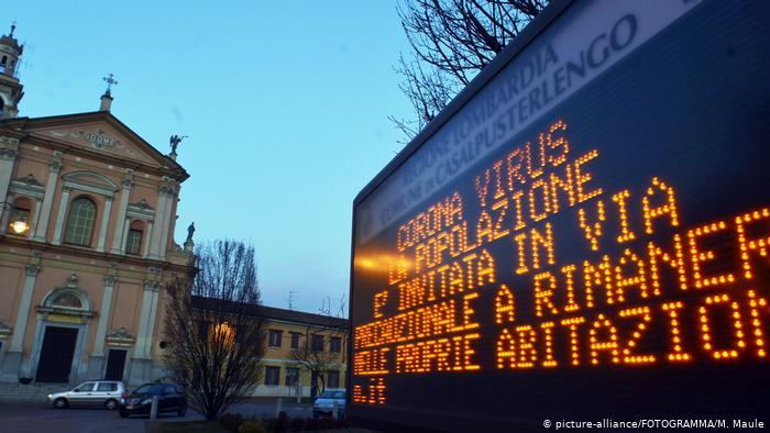 Italia dhe Spanja janë dy vendet më të prekura nga virusi Korona