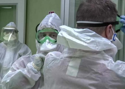 Pesë efektivë policie rezultojnë pozitivë ndaj koronavirusit në Maqedoninë e Veriut