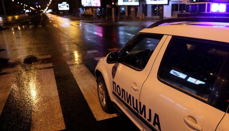 Për mosrespektimin e orës policore, 24 shkupjanë i pret dënim prej 48 mijë eurove