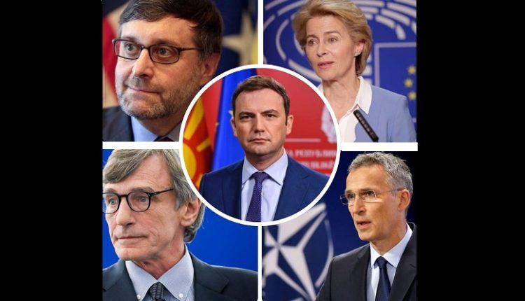 Bujar Osmani jep lajmin më të mirë për qytetarët :Urime vendimi i fillimit te bisedimeve me Bashkimin Evropian