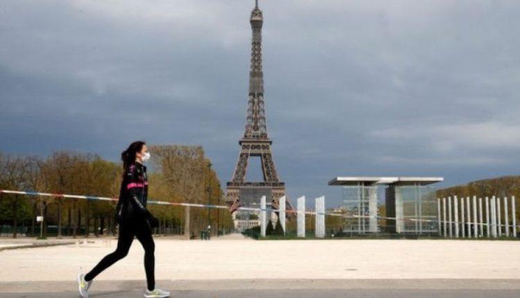 Parisi ndalon ushtrimet në ambient të hapur gjatë ditës