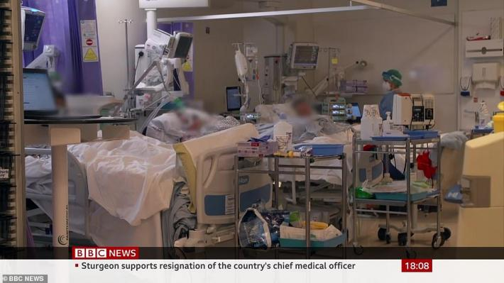Pacientë që humbin jetën, publikohen momentet e dhimbshme nga spitali në Londër