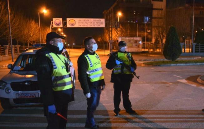 Ora policore, 72 shkelje gjatë 24 orëve të fundit