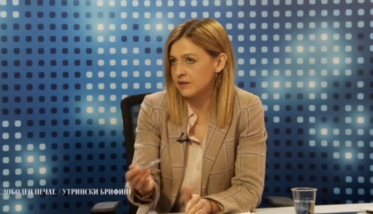 Angellovska: Mjetet më të shpejta që i presim janë nga FMN, në bazë të nevojave do të sillen edhe masa të tjera