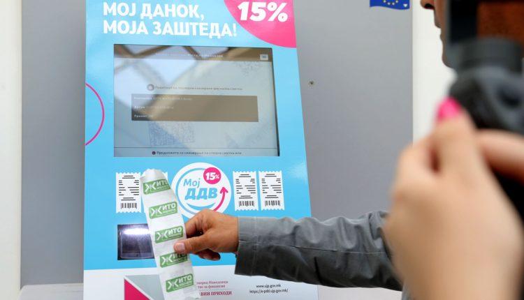 Qytetarët do të marrin 5,59 milionë euro kthim të TVSH-së për tre muajt e kaluar