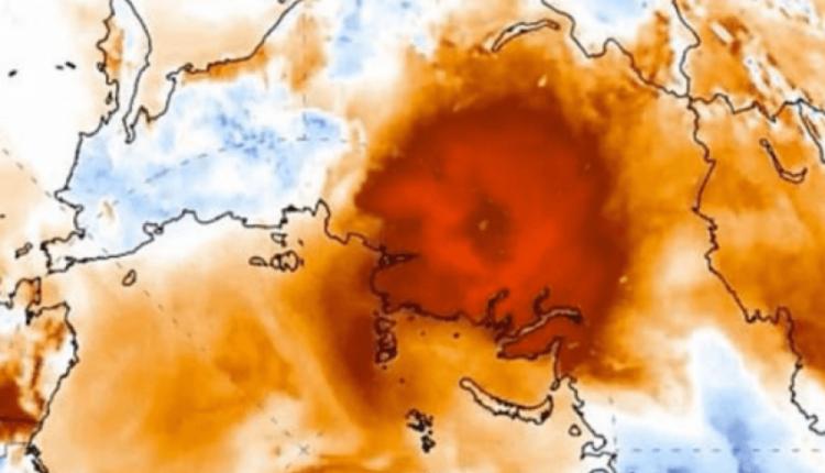 Arktiku përfshihet nga vala e ngrohtë, temperatura shkon deri në 30 gradë
