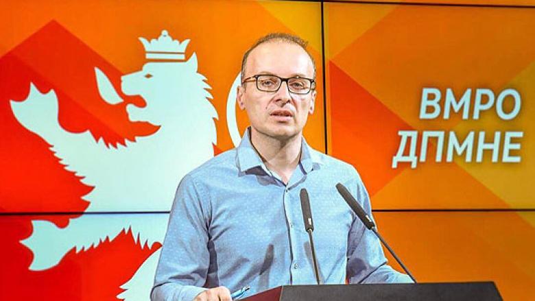 Milloshoski: Zaev insiston në zgjedhje jo të sigurta me dalje të vogël për ta zbutur disfatën e tij