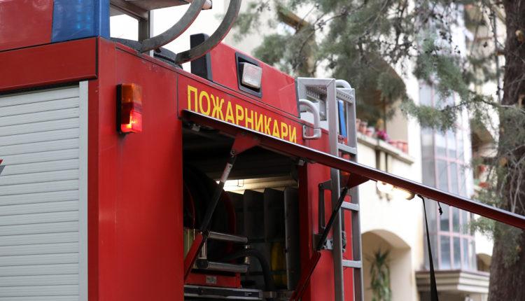 Zjarr në një restorant prapa Kadastrit në Taftalixhe