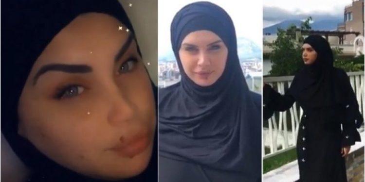 Si e konvertoi Çiljeta edhe nënën nga ortodokse në myslimane (VIDEO)