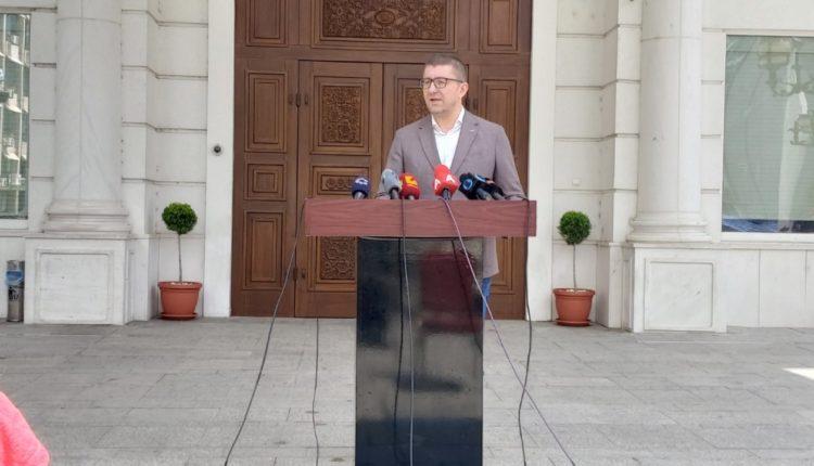 Mickoski: Zgjedhje nuk mund të ketë deri më 30 korrik, nëse…