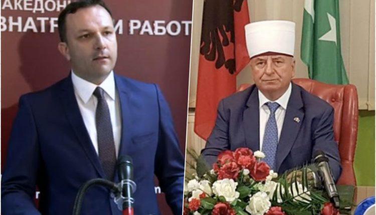 Falja e Bajramit, Spasovski selam Mulla Sulës: Asnjë udhëheqës fetar nuk është më i fortë se shteti!
