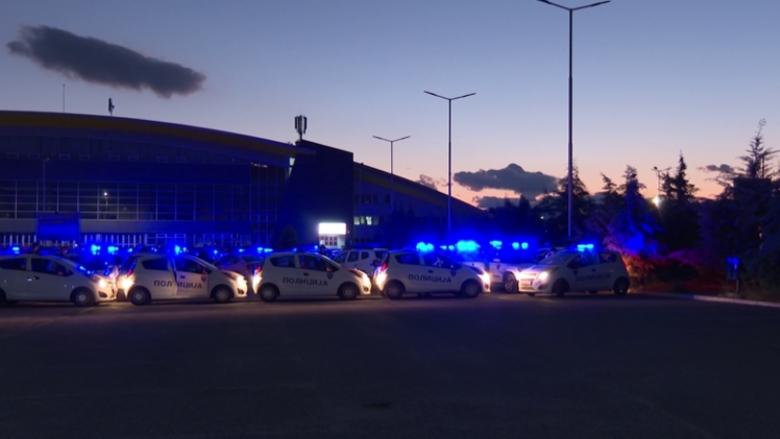 MPB: 41 të arrestuar për mosrespektim të orës policore në Maqedoni