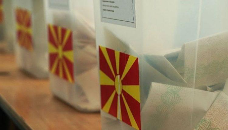 Nga e hëna fillon fushata zgjedhore në Maqedoni