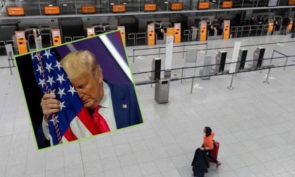 Lajmi i fundit: SHBA-ja lihet jashtë draft-listës së vendeve të sigurta për hyrje në BE