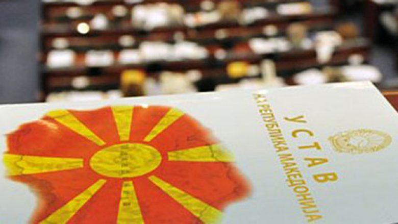 Maqedoni: Badenteri në qeveri, jashtë kushtetutës