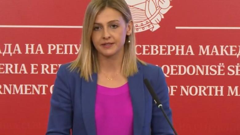 Angellovska: Qytetarët tashmë mund të blejnë me kartelat pagesore