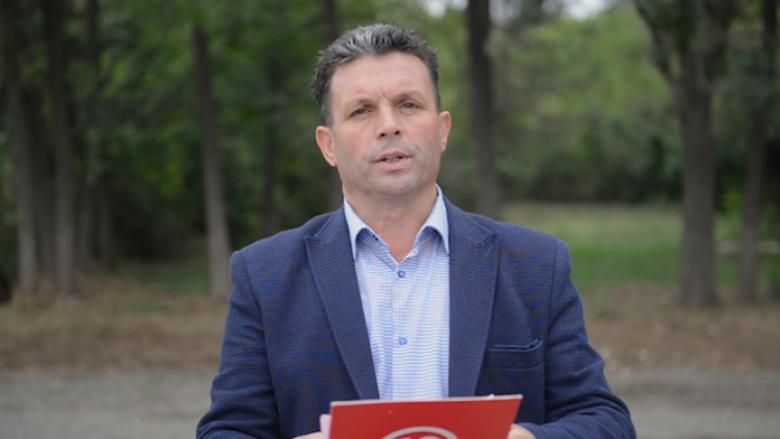 Kryetari i Komunës së Gazi Babës konfirmon se është pozitiv me Covid-19